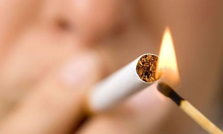 Вы не курите?